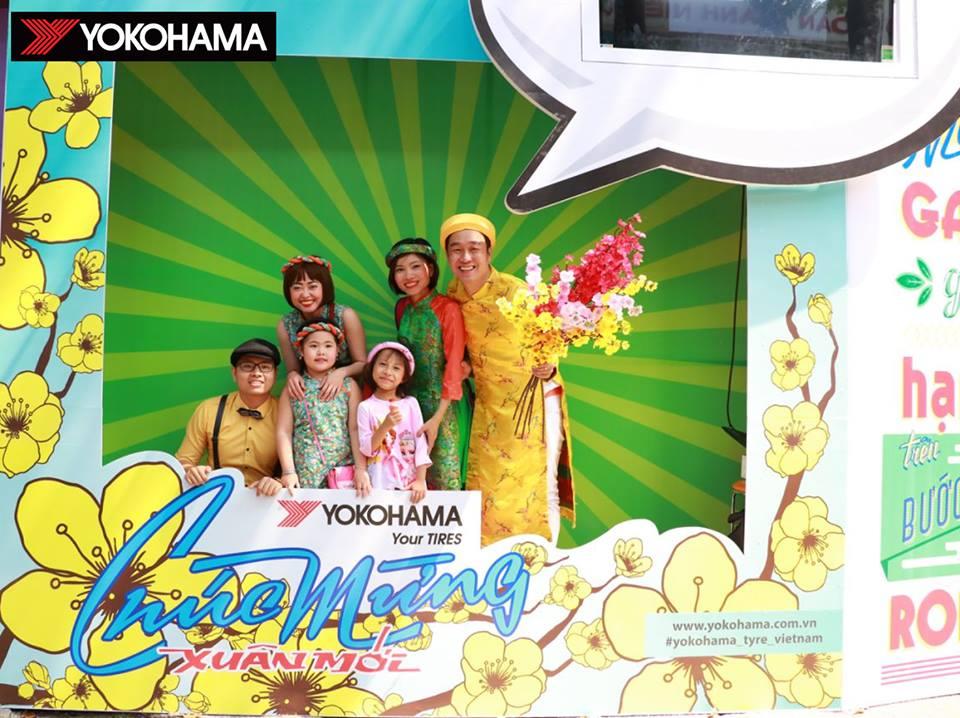 Hoài niệm một Sài Gòn xưa tại Yokohama photobooth